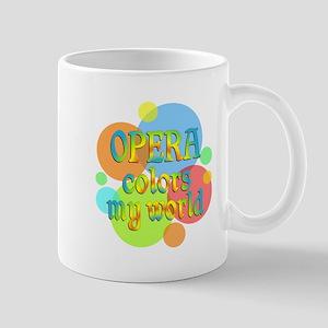 Opera Colors My World Mug