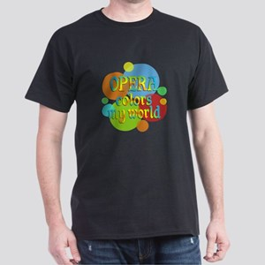 Opera Colors My World Dark T-Shirt