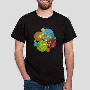 Opera Colors My World Dark T-Shirt