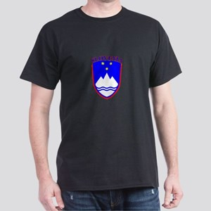 Slovenia Dark T-Shirt