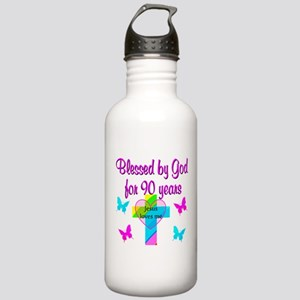 CHRISTIAN 90TH Stainless Water Bottle 1.0L