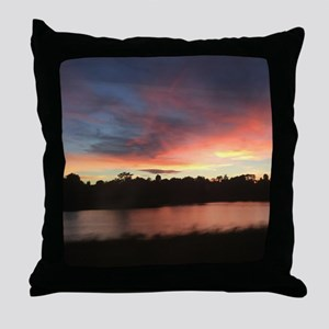 Heavenly Beauty Throw Pillow
