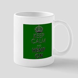 stay calm Mugs