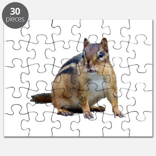 Cute Chipmunk Puzzle