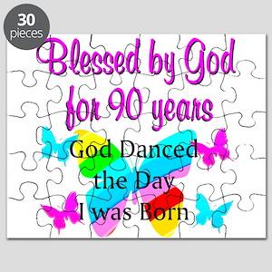 90TH GODS LOVE Puzzle