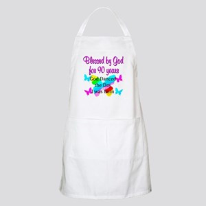 90TH GODS LOVE Apron