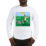 Lawn-bot 3000 Long Sleeve T-Shirt