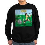 Lawn-bot 3000 Sweatshirt (dark)