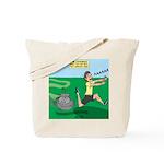 Lawn-bot 3000 Tote Bag