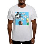 Houseboat Pirate Light T-Shirt