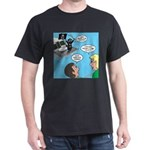 Houseboat Pirate Dark T-Shirt