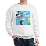 Houseboat Pirate Sweatshirt
