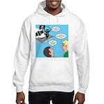 Houseboat Pirate Hooded Sweatshirt