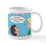 Houseboat Pirate Mug
