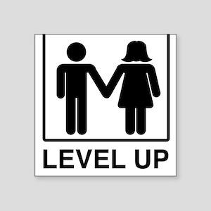 Level Up Sticker