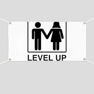 Level Up Banner
