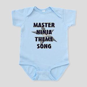 Master Ninja Infant Bodysuit