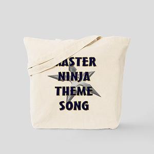 Master Ninja Tote Bag