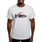 D&B Gangster DJ Light T-Shirt