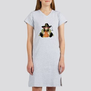 Spider Witch Women's Nightshirt