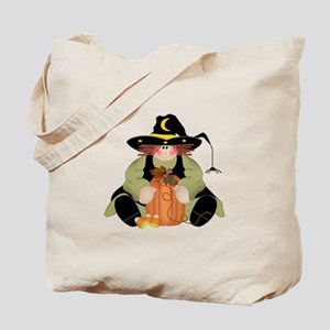 Spider Witch Tote Bag