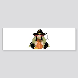 Spider Witch Sticker (Bumper)