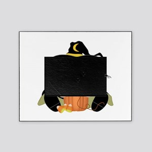 Spider Witch Picture Frame
