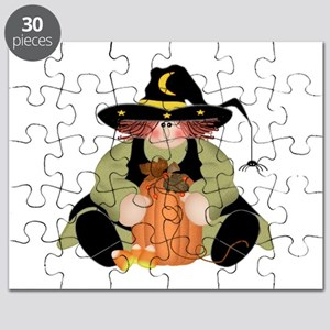 Spider Witch Puzzle
