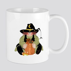 Spider Witch Mug