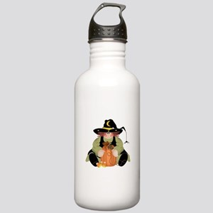 Spider Witch Stainless Water Bottle 1.0L