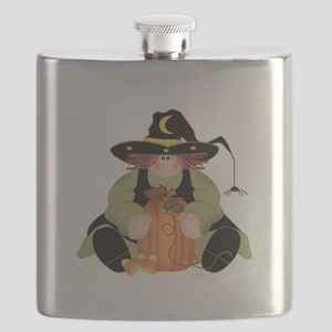 Spider Witch Flask