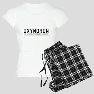 Oxymoron astronaut Pajamas