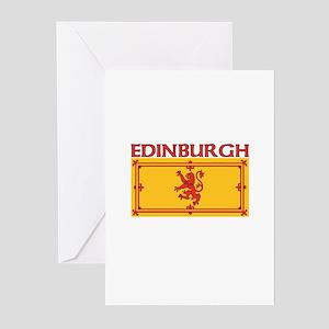 Edinburgh, Scotland Greeting Cards (Pk of 10)