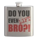 DO YOU EVEN LIFT BRO?! Flask