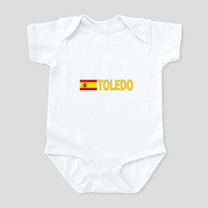 Toledo, Spain Infant Bodysuit