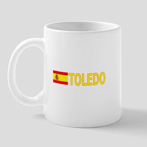 Toledo, Spain Mug