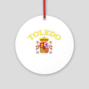 Toledo, Spain Ornament (Round)