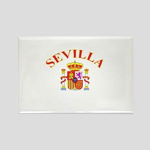 Sevilla, Espana Rectangle Magnet
