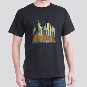 NYC Skyline Bold T-Shirt