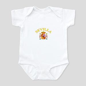 Sevilla, Espana Infant Bodysuit