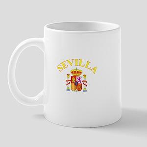 Sevilla, Espana Mug