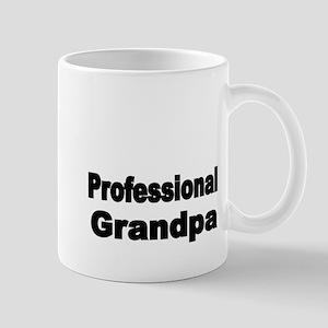 Proffessional Grandpa- Hat Mugs