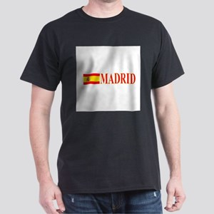 Madrid, Spain Dark T-Shirt