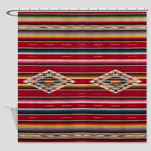 modernday del curtains ultramodern print v southwestern rio gathered light valance valances chocolate
