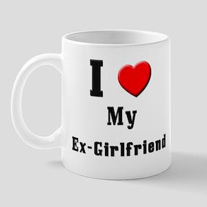 I Love Ex-Girlfriend Mug