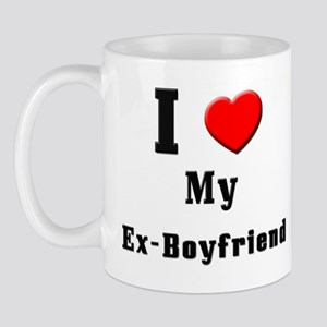 I Love Ex-Boyfriend Mug