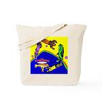 Yellow SubMorons Tote Bag
