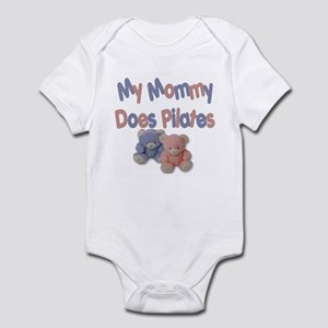 My Mommy Does Pilates Infant Bodysuit
