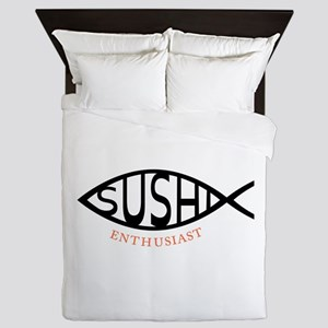 Enthusiast Queen Duvet