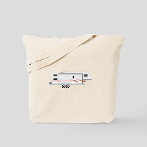 Trailer Tote Bag